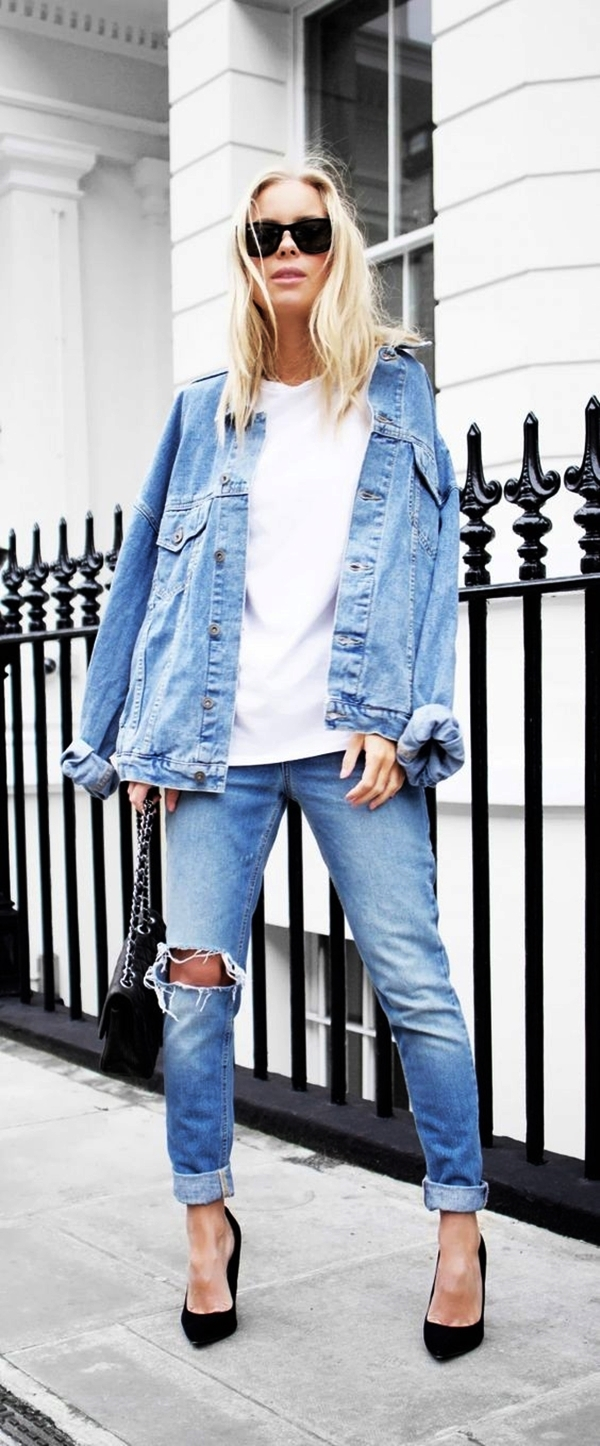 Denim Jackets outfits (11)