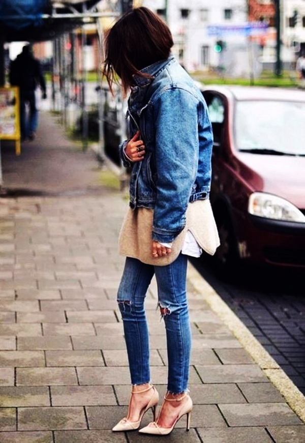 Denim Jackets outfits (12)