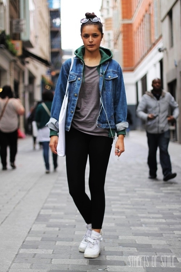Denim Jackets outfits (13)