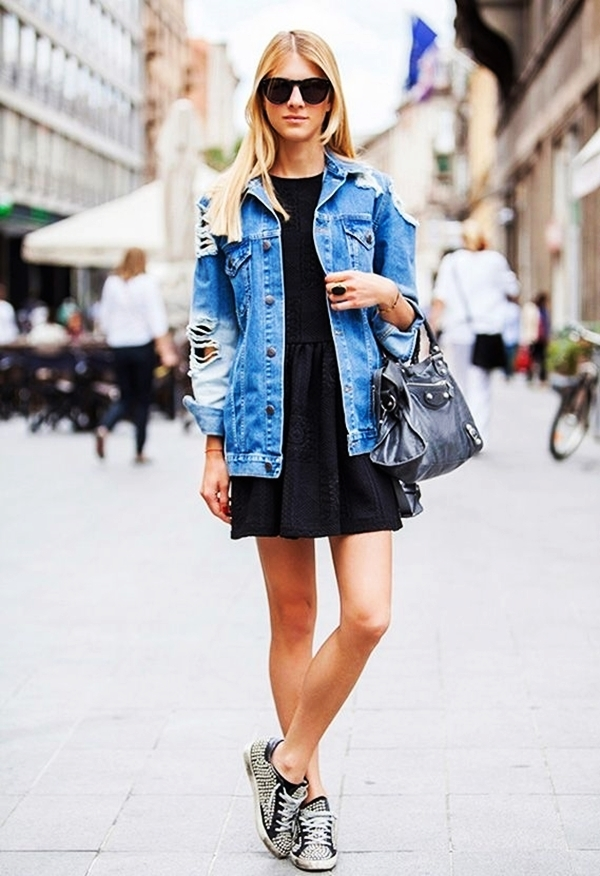Denim Jackets outfits (23)