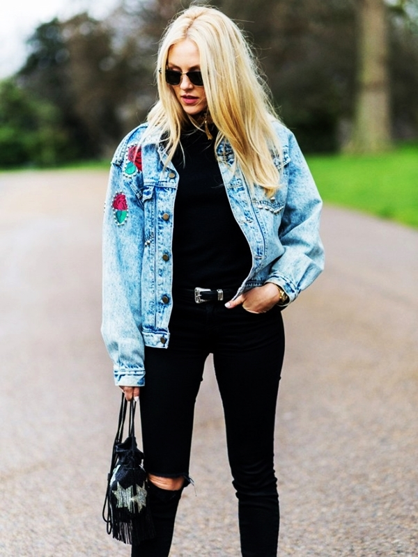 Denim Jackets outfits (26)