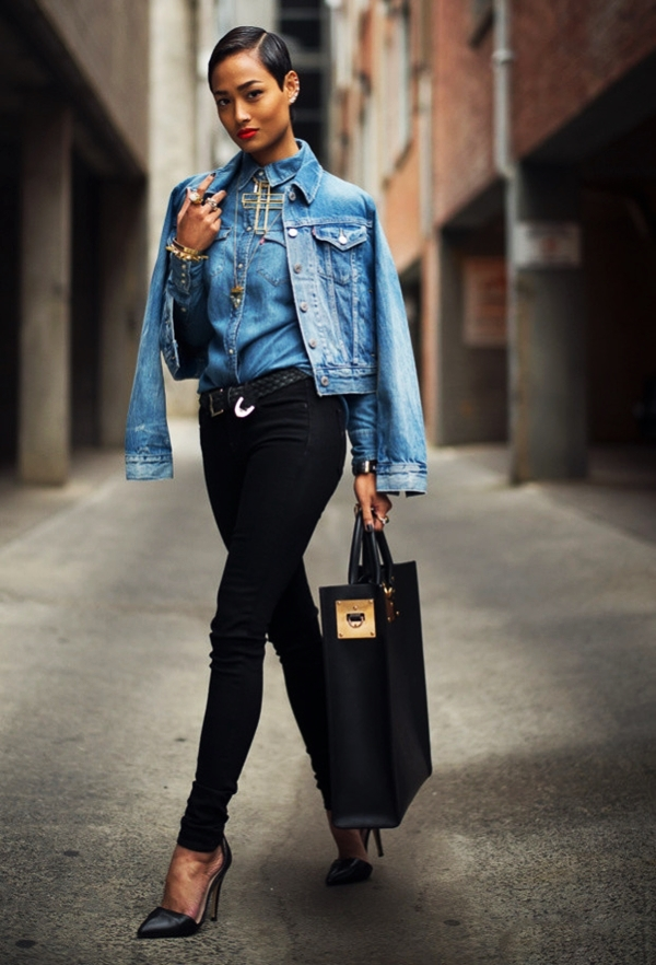 Denim Jackets outfits (3)