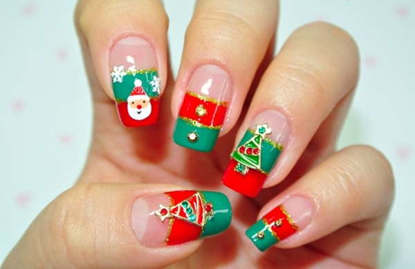easy-christmas-nail-art-designs-and-ideas-14