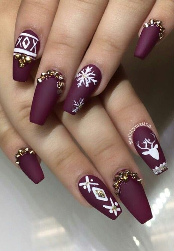 easy-christmas-nail-art-designs-and-ideas-33