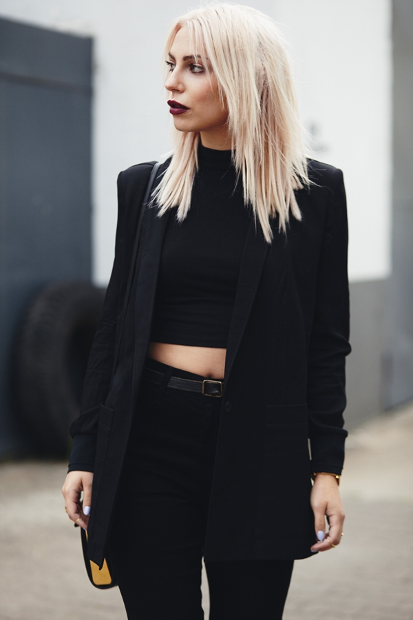 Fashion Is Stunning With These 50 All Black Outfits
