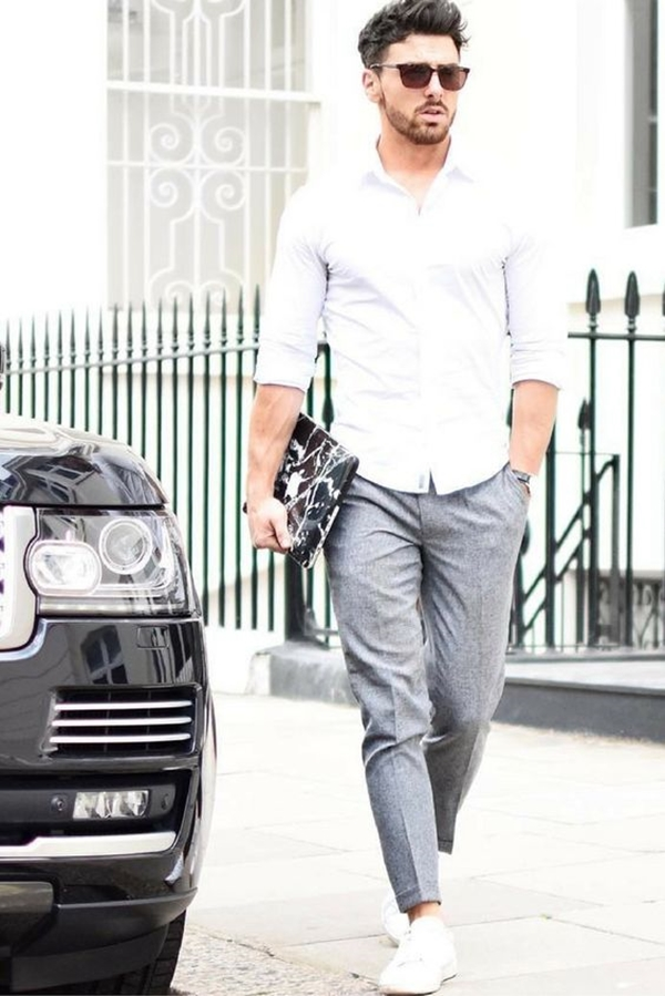 40 Classy Yet Casual Business Outfits For Men