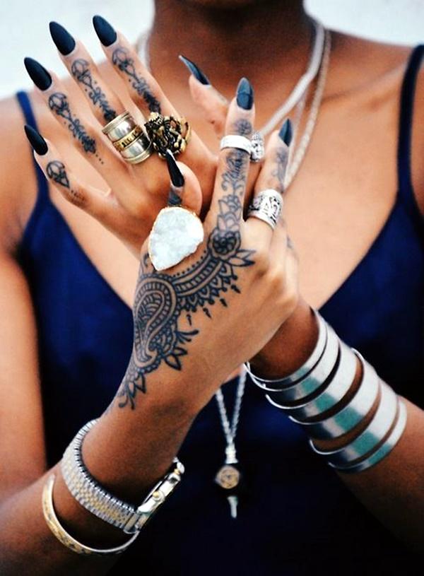 Intelligent Tattoo Placements