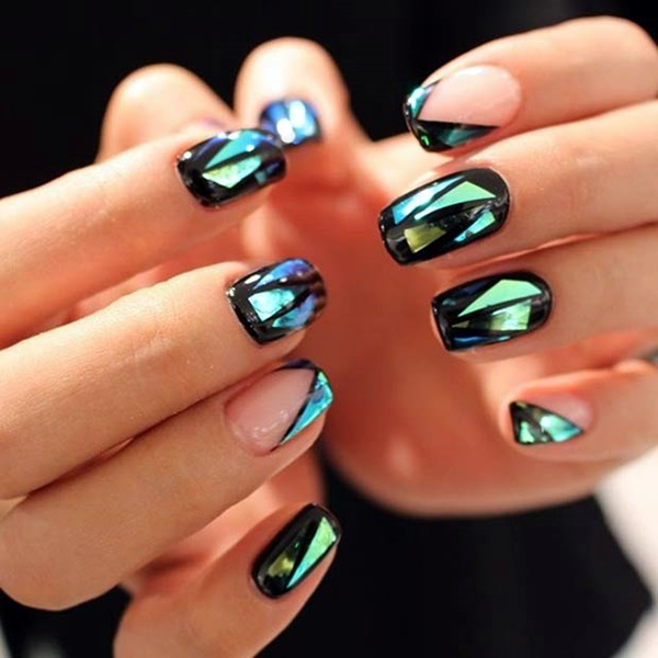 cracked-metallic-winter-nail-design-2