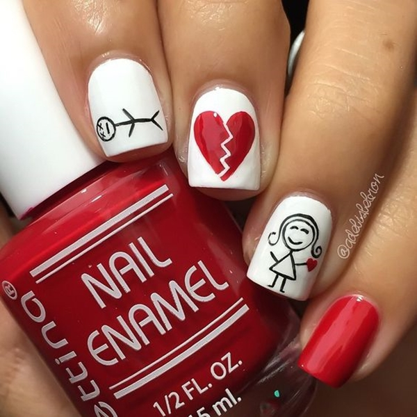 20-disastrously-festive-anti-valentine-nail-arts-for-those-who-arent-in-love-this-year-6