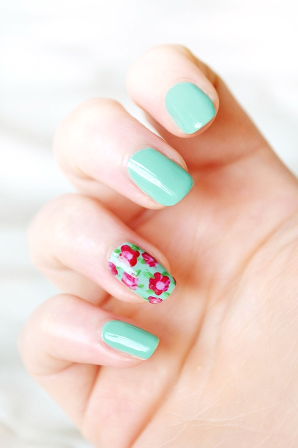 Best Spring Nail Colors - (1)