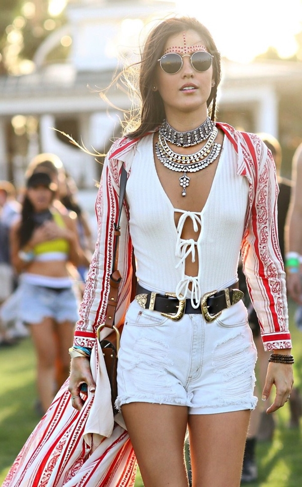 Coachella festival fashion outfits - (40)