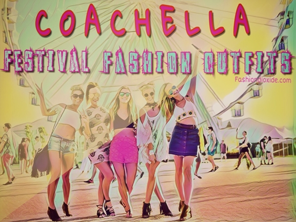 Coachella festival fashion outfits