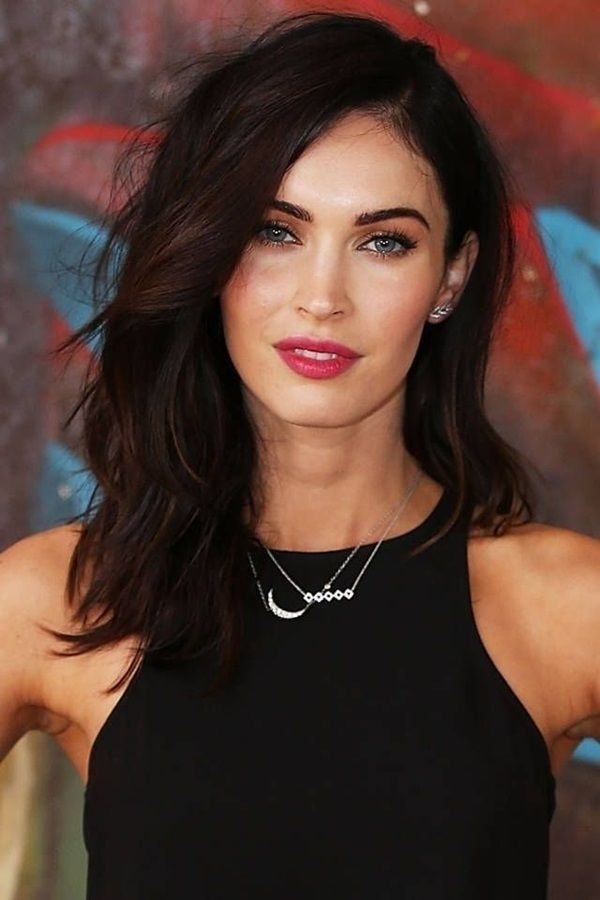 Medium Length Hairstyles and Haircuts for Women - (10)