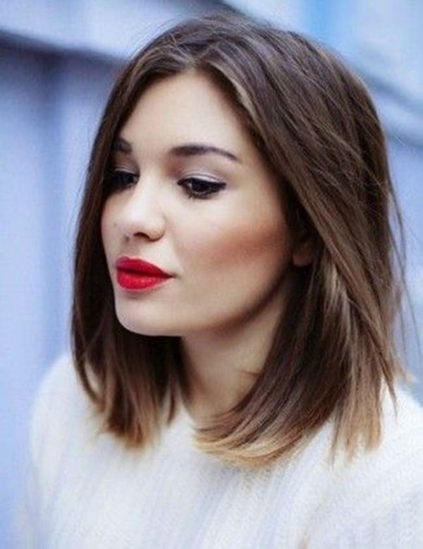 Medium Length Hairstyles and Haircuts for Women - (13)