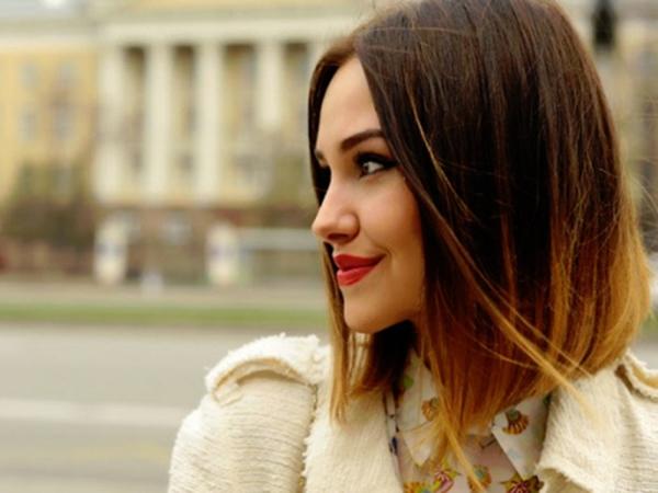 40 mittellange Frisuren und Haarschnitte für Frauen für 2018