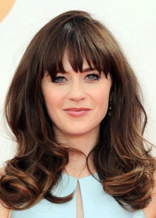 Medium Length Hairstyles and Haircuts for Women - (17)
