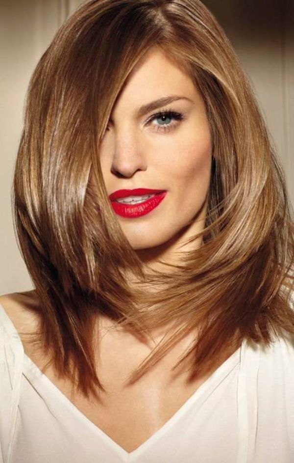 Medium Length Hairstyles and Haircuts for Women - 2