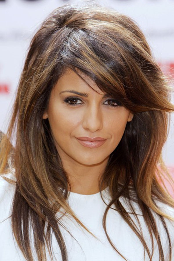 Medium Length Hairstyles and Haircuts for Women - (21)