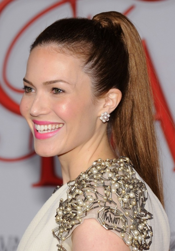 Medium Length Hairstyles and Haircuts for Women - (9)