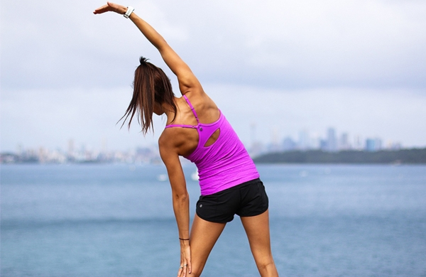 Quick exercises to get energized instantly - feature