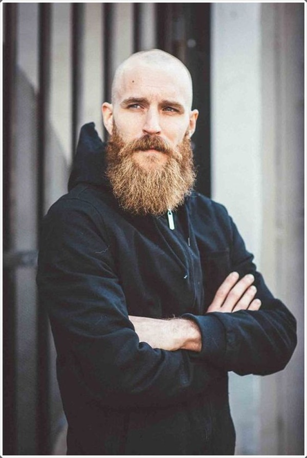 Shaved-Head-with-Beard-40-Beard-Styles-for-Bald-Men