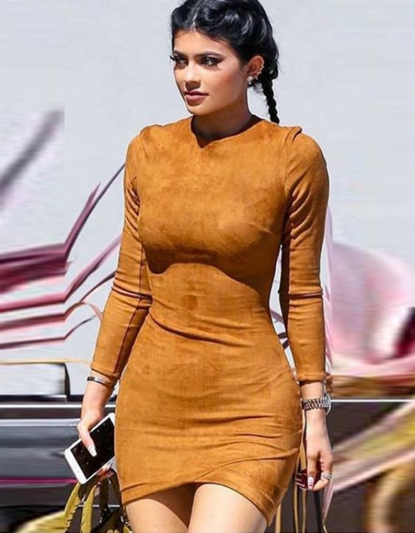 Spring long dresses sweety games fashion