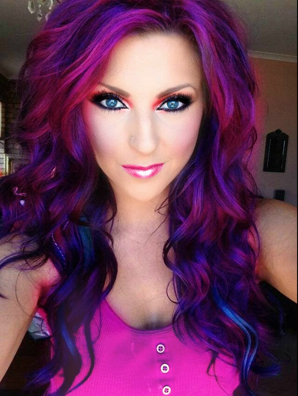Must-try Hair Color Ideas for spring5