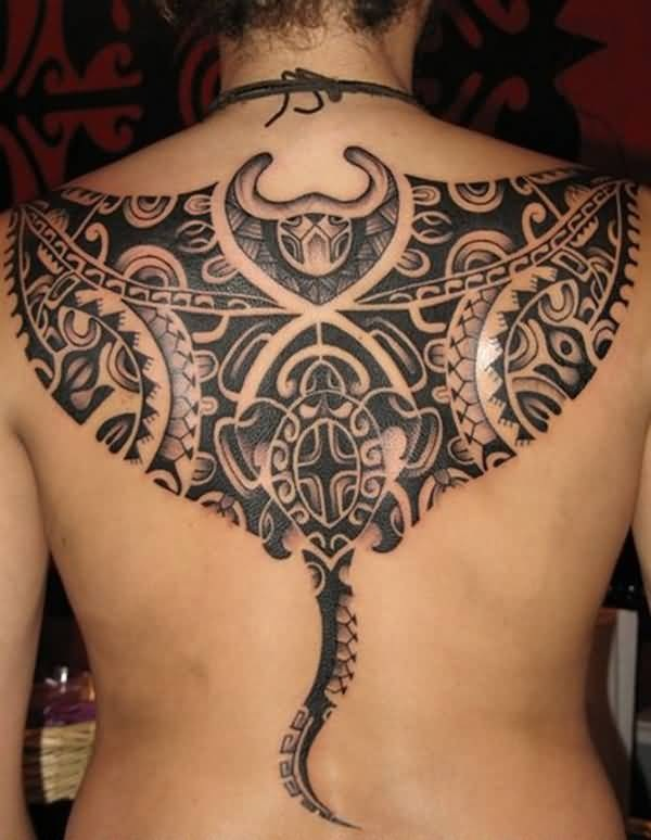 45 meaningful polynesian tribal tattoo designs to get inked asap. Black Bedroom Furniture Sets. Home Design Ideas