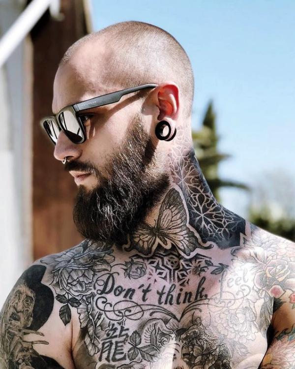Shaved-Head-With-Beard-65-Beard-Styles-For-Bald-Men