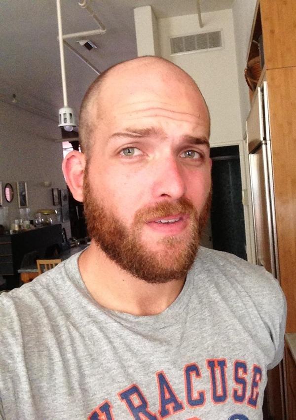 shaved head with beard 40 beard styles for bald men fashiondioxide. Black Bedroom Furniture Sets. Home Design Ideas