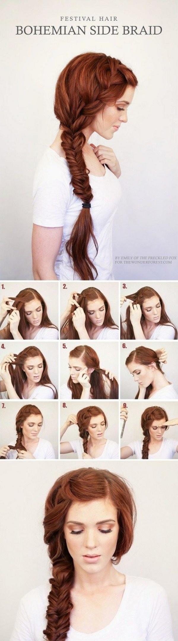 5 Braid Frisuren, diesen Sommer (mit Tutorial) zu versuchen