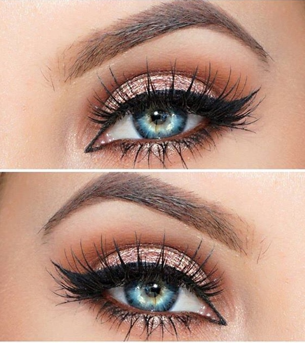 7 Unbelievable Eye Makeup Art Ideas For Festivals Dont Blink
