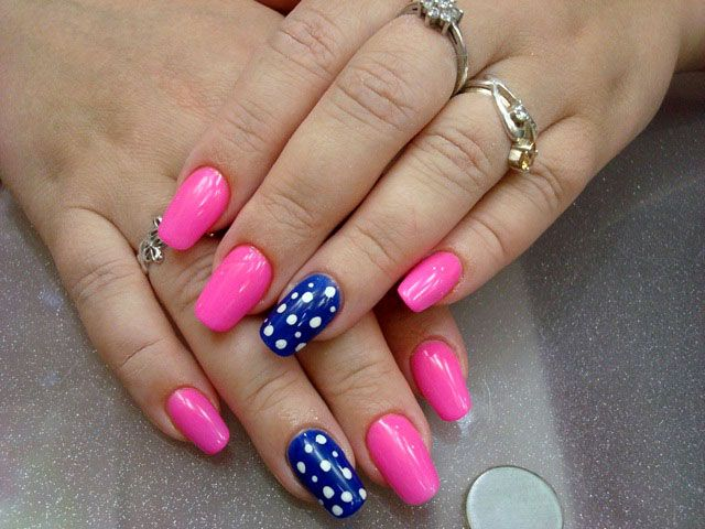 - 40 Lazy Girl Summer Nail Art Ideas To Try This Year
