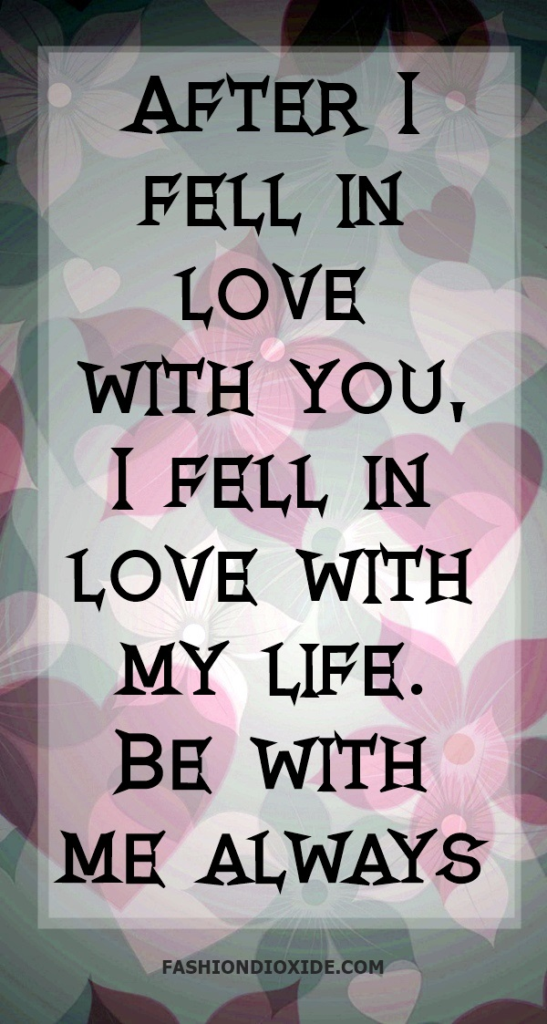40 Dead Romantic Proposal Quotes To Make Him Say Yes