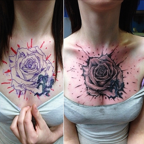 how to choose a tattoo cover up