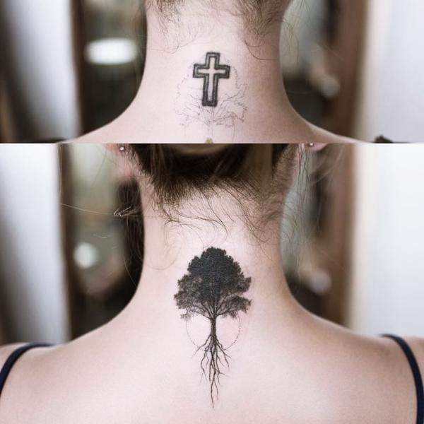 Coverup Tattoo Ideas