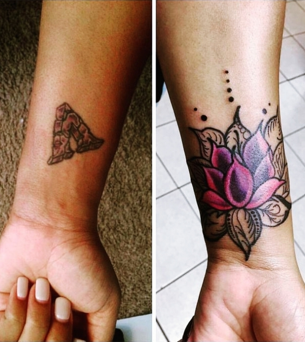 Creative coverup tattoo ideas that are borderline genius for How to cover up tattoos for work