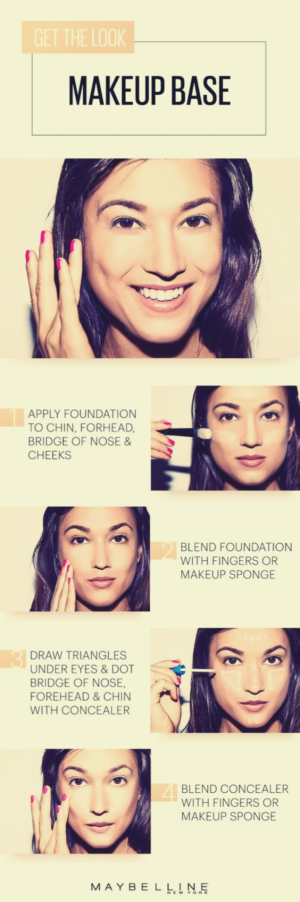 Nomakeup Look Doesn't Demand The Perfectly Flawless Skin With Zero  Blemishes Certainly, We All Know The Importance Of A Concealer! You Just  Need To Know