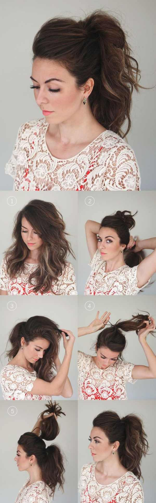 Hairstyles That Can be Done in 3 Minutes