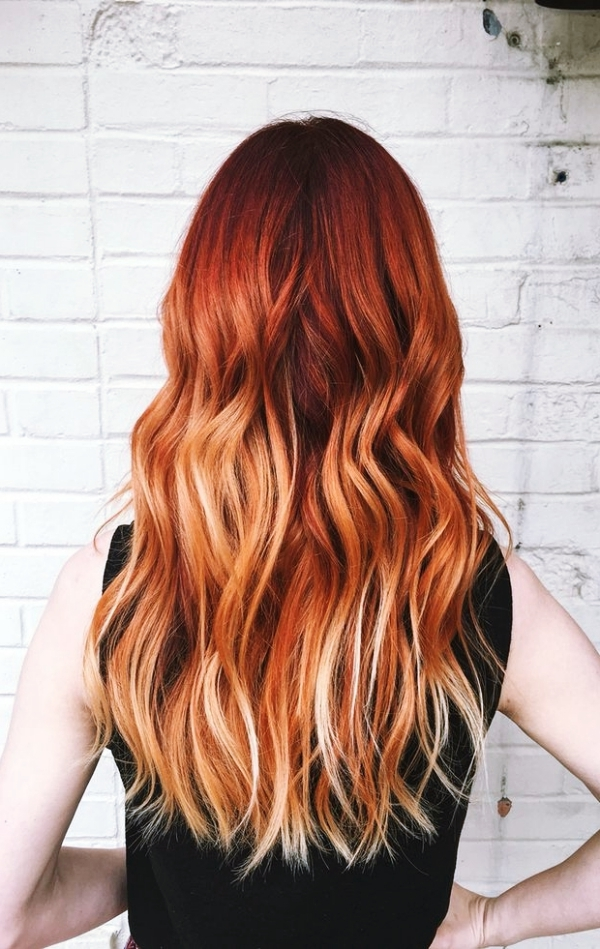 autumn hair color 12 fall hair colors 2017 best hair dyes for autumn of fall 343