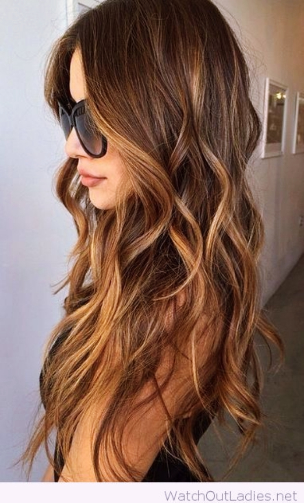 47 Catchy Fall Hair Color Ideas