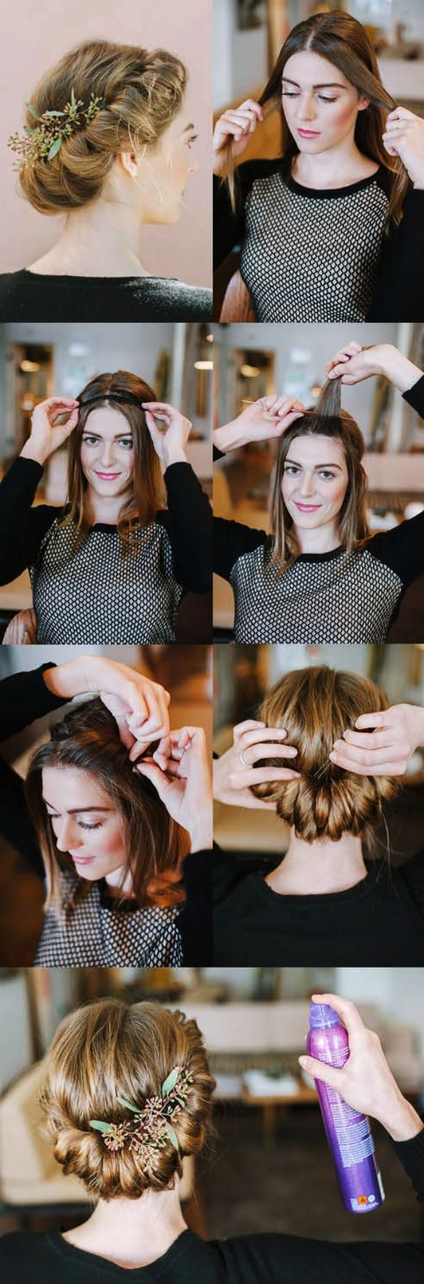 Easy-Hairstyles-For-Women-With-Short-Hair