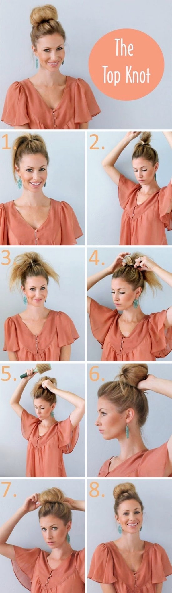 40 Easy Hairstyles (No Haircuts) for Women with Short Hair - How to ...