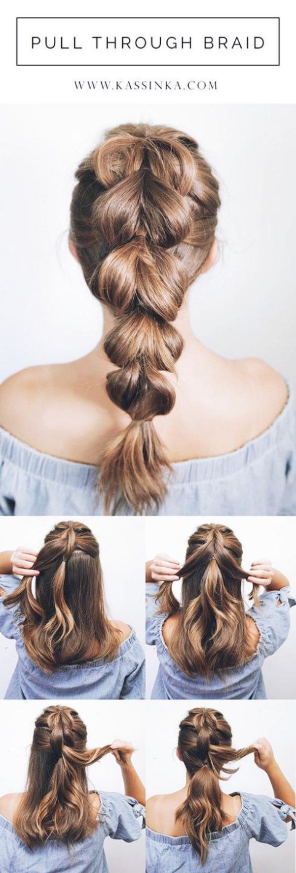 40 Easy Shoulder Length Frisuren für Frauen im Jahr 2018