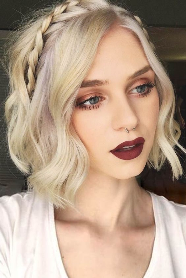 62 Easy Shoulder Length Hairstyles for Women in 2020 ...