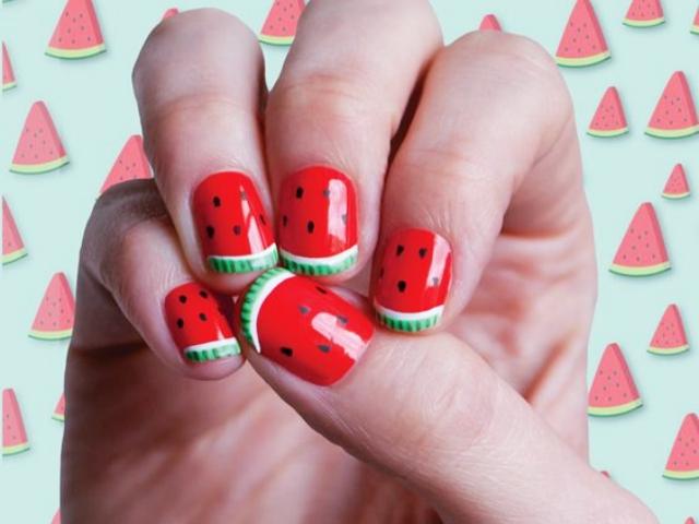 Red-Nail-Art-And-Polish-Designs