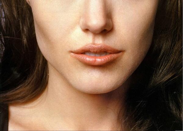 5 verschiedene Arten von Lippenformen bei Frauen