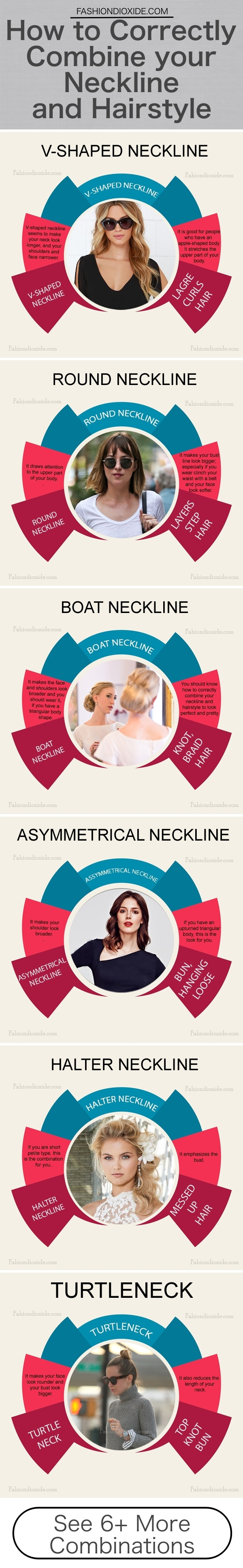 How-To-Correctly-Combine-Your-Neckline-And-Hairstyle