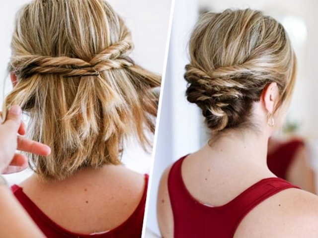 Perfect Wedding Hairstyles For Short Hair