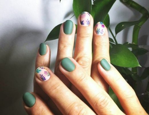 Pretty-Fall-Nail-Art-Ideas